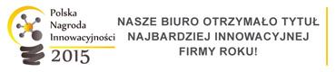 Polska Nagroda Innowacyjności.