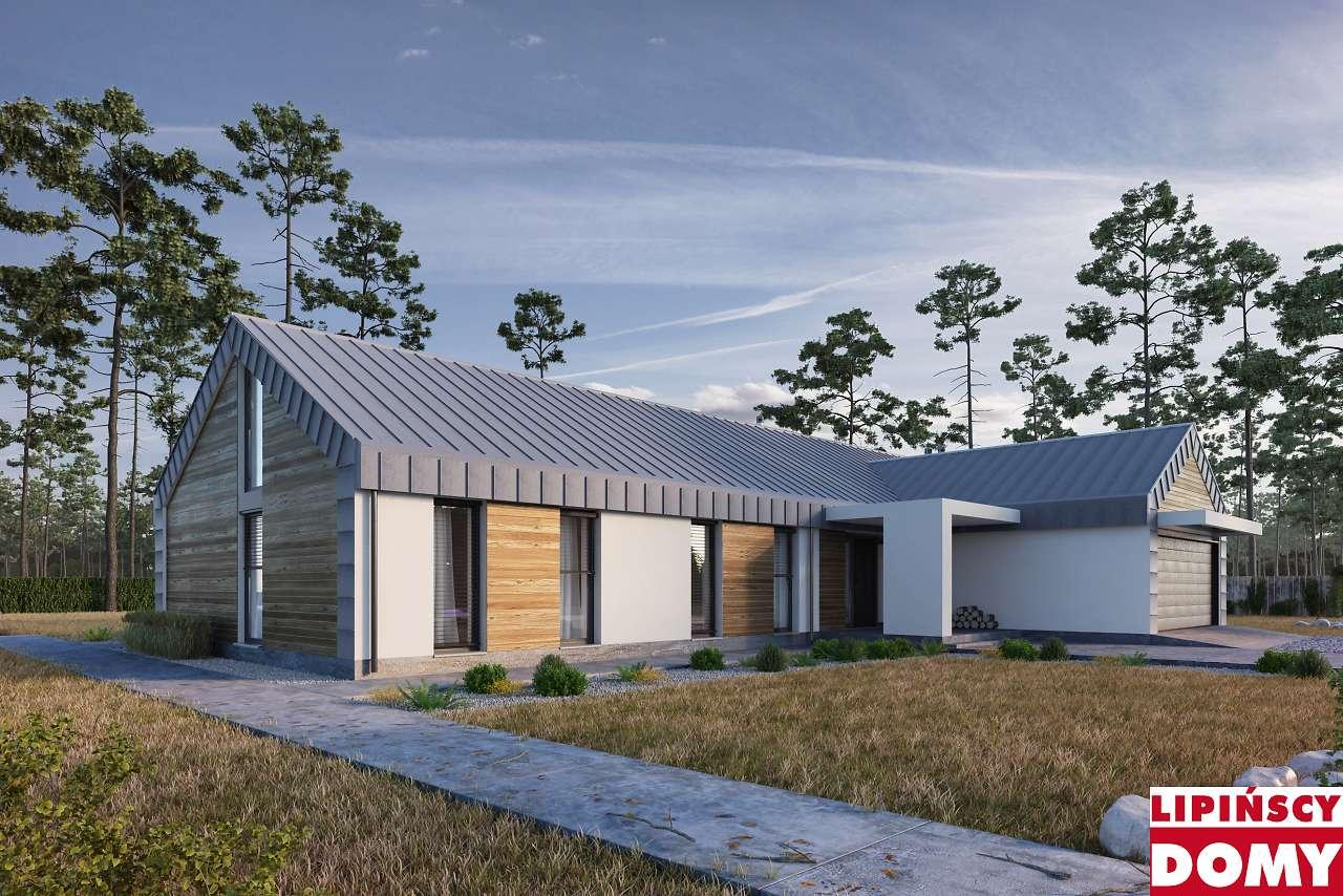 projekt domu Mindelo dcb136 Lipińscy Domy