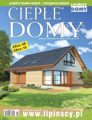 Ciepłe Domy - nowy katalog