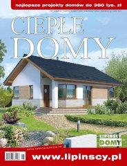 Najlepsze projekty domów do 350 tyś.! Nowy katalog Ciepłe Domy już jest!