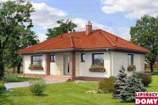 """Domy niewielkie, łatwe w wykonaniu i  niedrogie w realizacji. Zobacz kolekcję """"Domy tanie w budowie"""" i """"Małe domy""""."""
