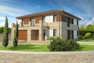 Projekty domów - nowości 2010