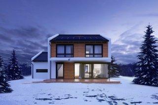 Dom dostępny na rok 2021 - projekt z konkursu DOM DOSTĘPNY na rok 2021 Wydawnictwa Murator
