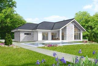 Nowe projekty domów na dużą działkę