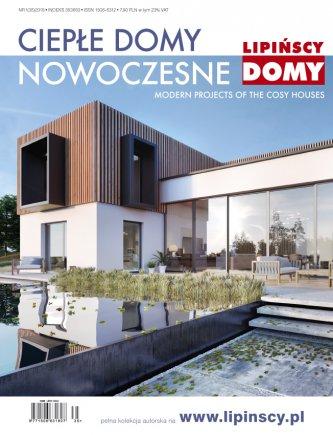 Przedstawiamy wyjątkowy katalog Ciepłe Domy nr 35 z projektami nowoczesnych domów