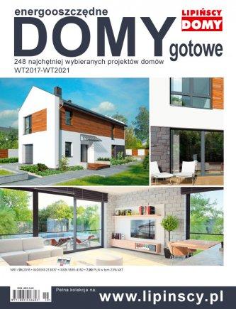 Już jest nowy katalog Energooszczędne Domy Gotowe nr 1 (19) 2016