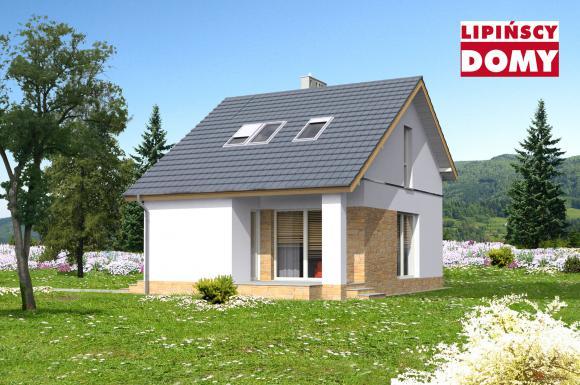 Zobacz najnowsze projekty domów małych i tanich w budowie