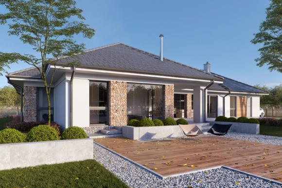 Październikowa promocja na projekty domów z rekuperacją