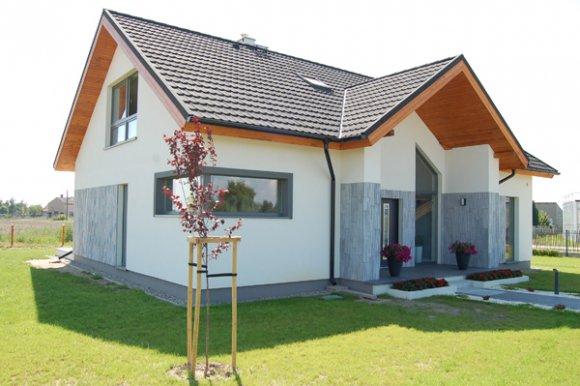 Projekty Biura Lipińscy Domy na Osiedlu Czekanów