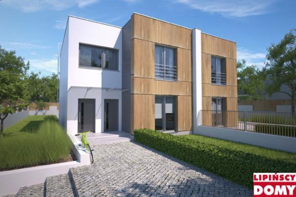 Grudniowa promocja na projekty domów w zabudowie bliźniaczej