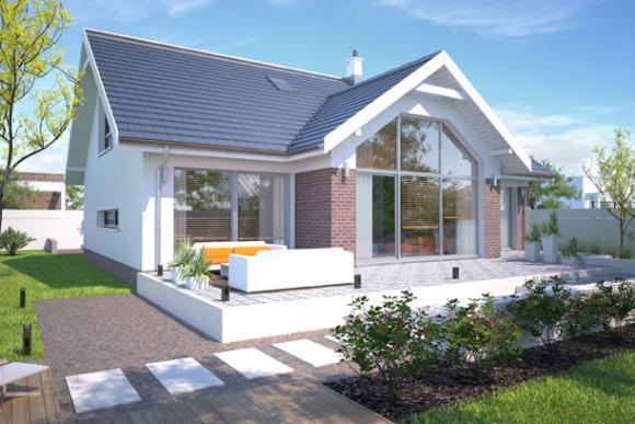 Promocja na projekty domów energooszczędnych