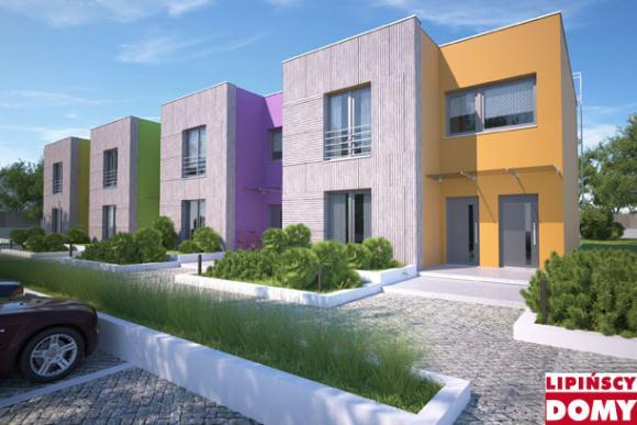 Nowoczesne domy bliźniacze i szeregowe – idealne dla deweloperów