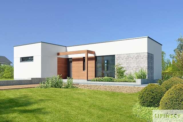 Lipcowa promocja na projekty domów bez garażu - rabaty do 300 zł