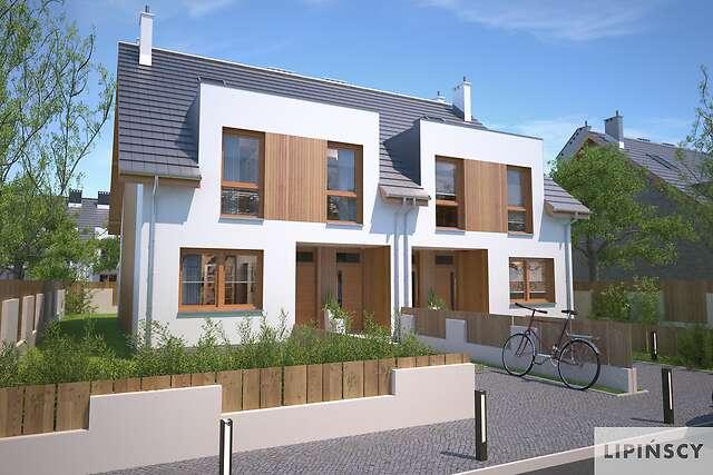 Projekt domu - DCBL36-Everett