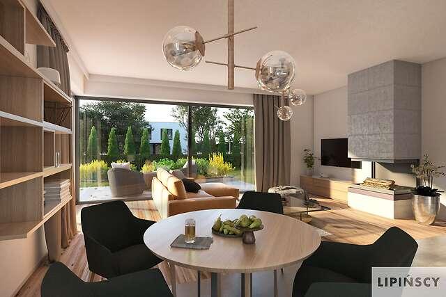 Zobacz powiększenie wizualizacji wnętrza - projekt Belfast IX