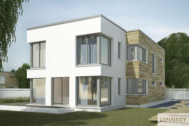Zobacz powiększenie wizualizacji ogrodowej - projekt Aarhus