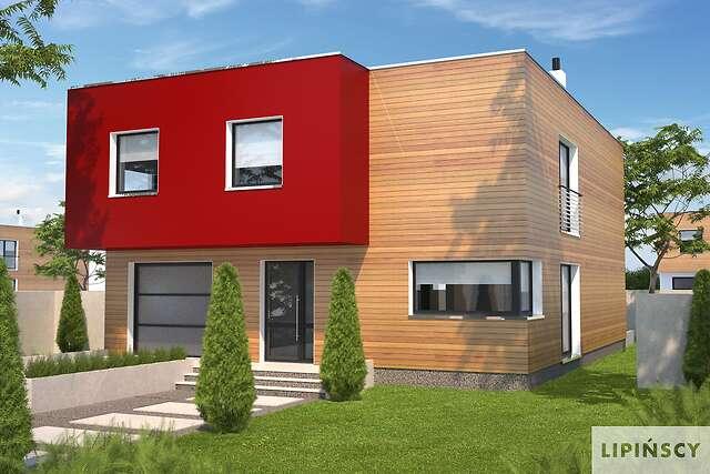 Zobacz powiększenie wizualizacji frontowej - projekt Delft II