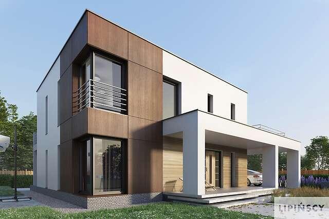 Zobacz powiększenie wizualizacji frontowej - projekt Carrara V