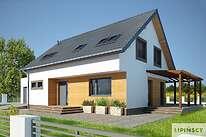 Projekty domów jednorodzinnych - Zobacz projekt - Fulton