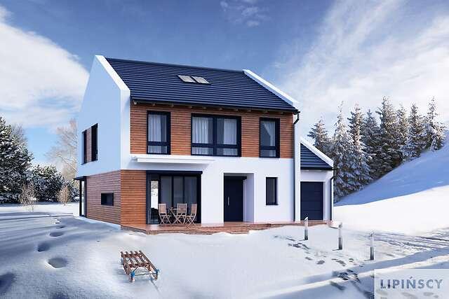Zobacz powiększenie wizualizacji frontowej - projekt Skagen