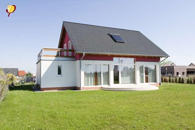 Zobacz powiększenie zdjęcia z realizacji - projekt Lipińscy Dom Pasywny 1