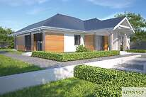 Projekt domu - LDP07-Monterey II Pasywny 7