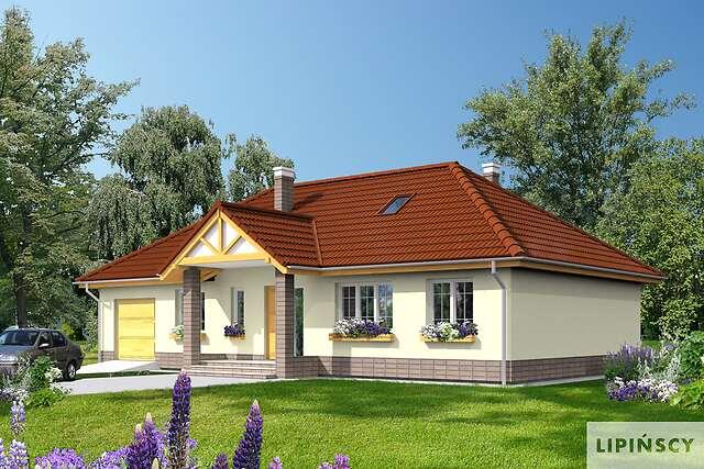 Zobacz powiększenie wizualizacji frontowej - projekt Praga III