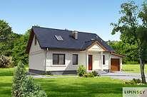 Projekty domów jednorodzinnych - Zobacz projekt - Tuluza VI