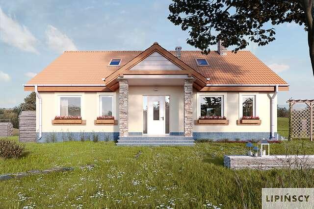 Projekt domu - LMB47-Haga