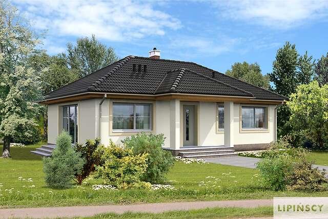 Projekt domu - LMB62-Corte