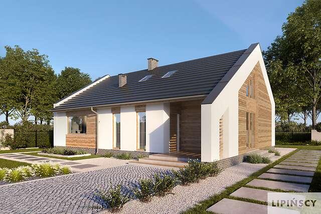 W czerwcu projekty domów nowoczesnych 200 zł taniej!