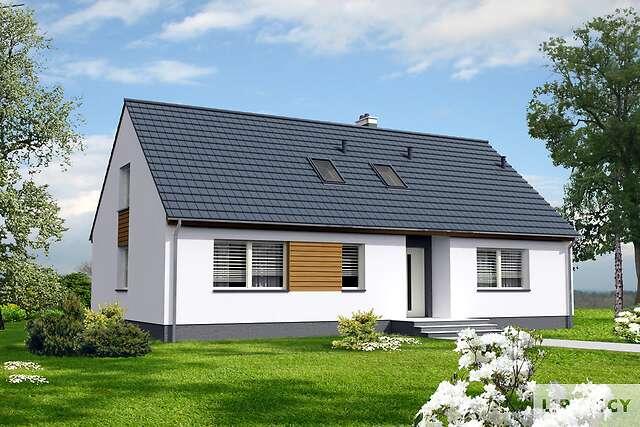 Projekt domu - LMB141-Ostenda