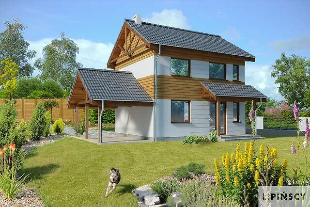 Zobacz powiększenie wizualizacji ogrodowej - projekt Glasgow
