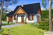 Projekty domów jednorodzinnych - Zobacz projekt - Oslo II