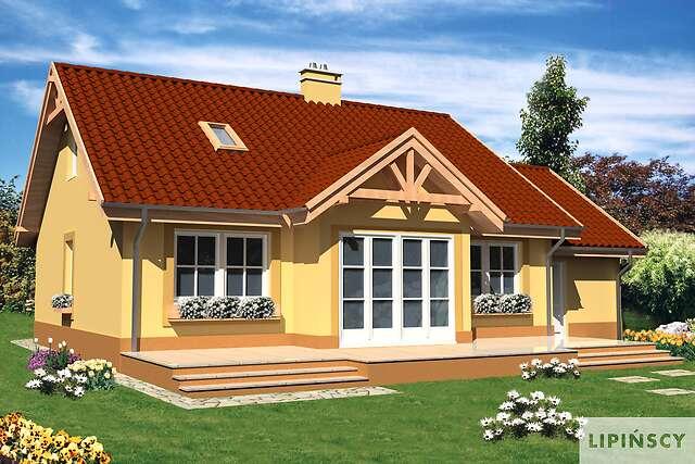 Zobacz powiększenie wizualizacji ogrodowej - projekt Dortmund