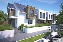 Projekty domów jednorodzinnych - Zobacz projekt - Zurych II
